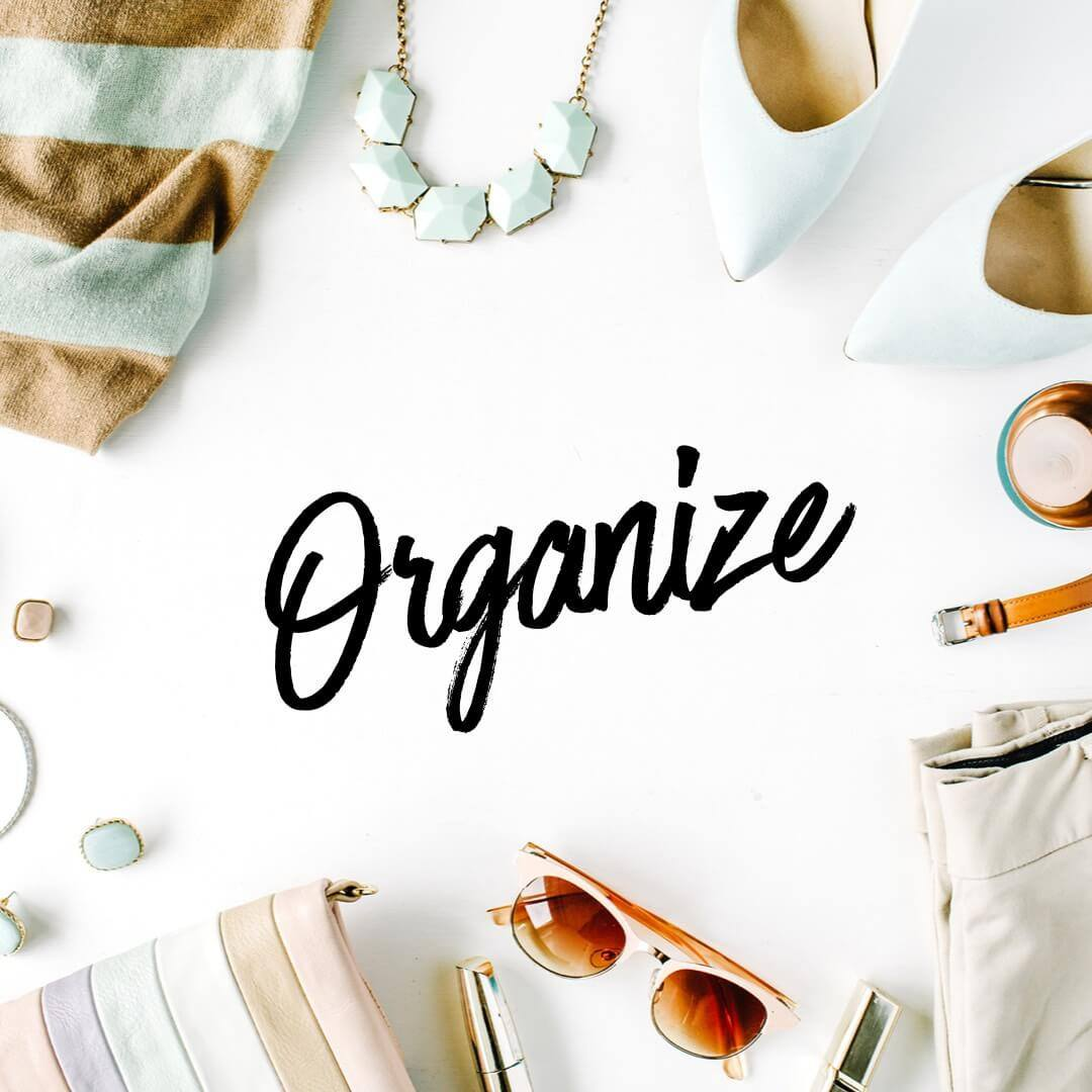 Cleaning & Organization Tips