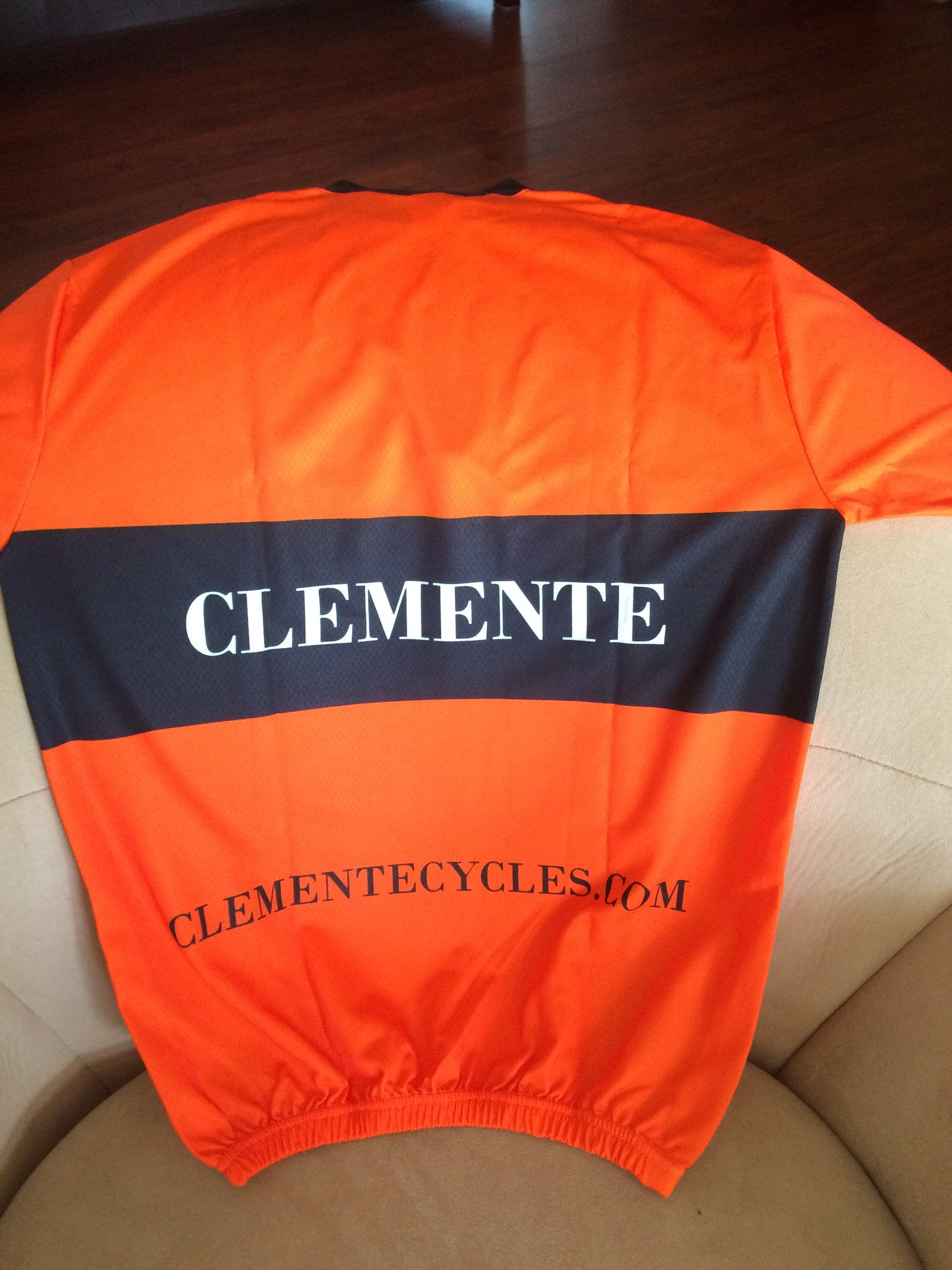 Short Sleeve Clemente Track Jersey
