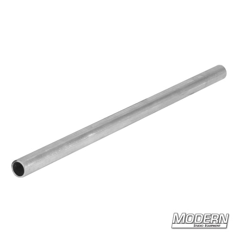 "ALUMINUM HOLLOW ROD 5/8"" 12"""