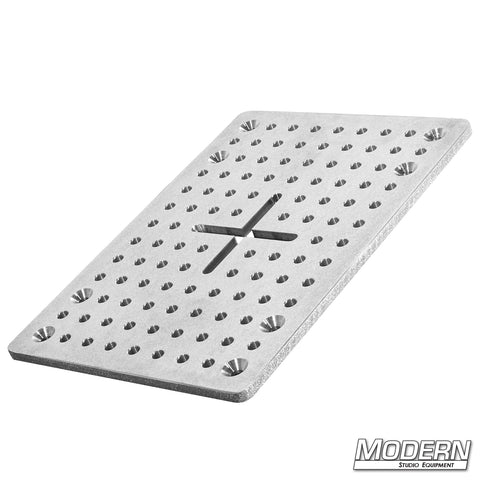 "CHEESE PLATE 10"" x 14"" x 3/8"" HOOD MOUNT PLATE"