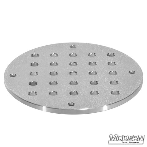 "Round Cheese Plate for 10"" Suction Cup"