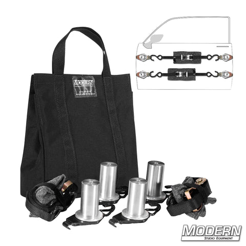 "Door Mount Kit for 1-1/2"" Speed-Rail®"