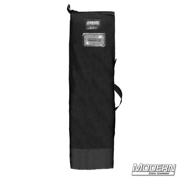 Wag Flag Holder, made from black Cordura Nylon. It is 4 feet in length, and has a rubber handle, along with a rubber bottom for increased wear and teat protection.