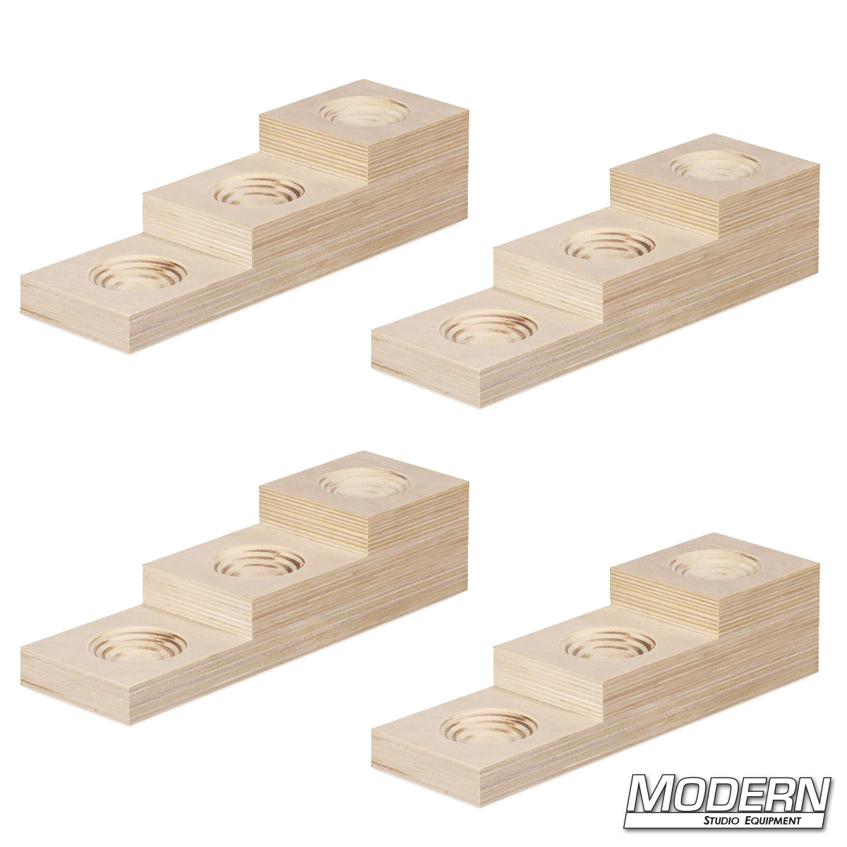 Incroyable STAIR BLOCKS SET OF FOUR