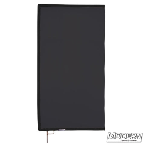 "24"" x 30"" 1/4 STOP SILK (ARTIFICIAL BLACK)"