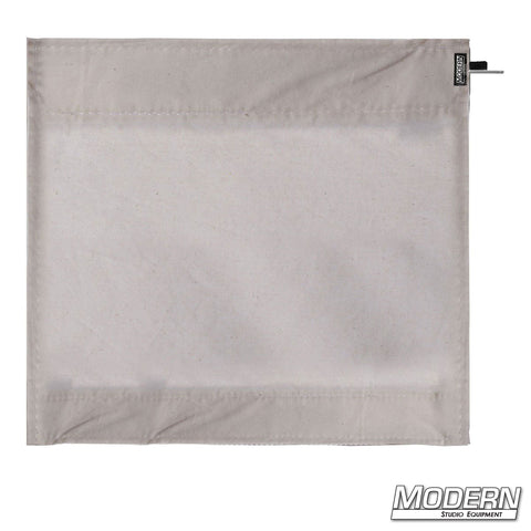 Unbleached Muslin Material for 4' Wag Flag (Frame Not Included)