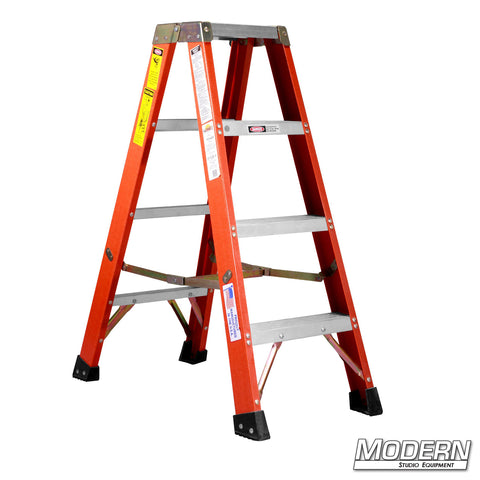 4' Double Sided Step Ladder