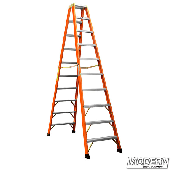 10' DOUBLE SIDED STEP LADDER