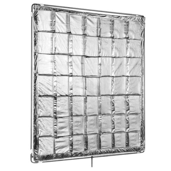 4' x 4' Silver Reflector (Slip On Shiny-Board)