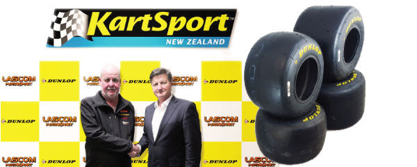 Dunlop DFH chosen to supply New Zealand for 2017-2019