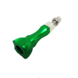 Camera Mount | Aluminium Long Bolt | Green
