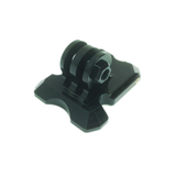 Camera Mount | CNC Aluminium Quick Release Buckle | Black