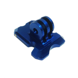 Camera Mount | CNC Aluminium Quick Release Buckle | Blue