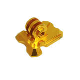 Camera Mount | CNC Aluminium Quick Release Buckle | Gold