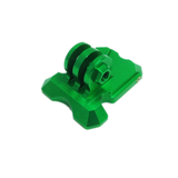Camera Mount | CNC Aluminium Quick Release Buckle | Green