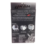 DKam | EVidence 4 | Kart Cam | 30M Waterproof | Action Camera