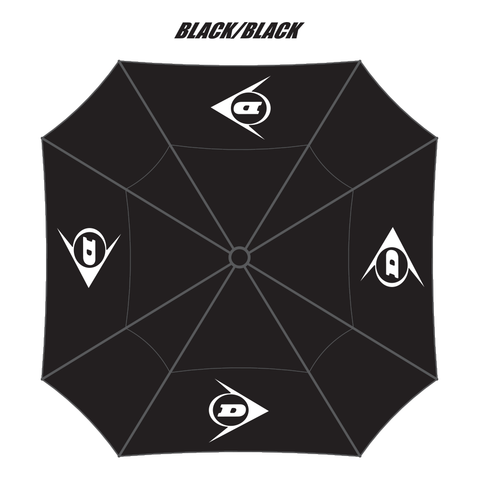 Dunlop DK17 | Flying D Umbrella | Black | White