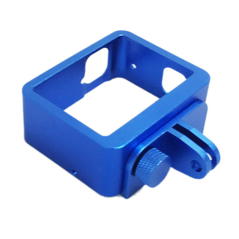 Camera Case | Hero 5 | Hero 6 | Hero 7 Aluminium Skeleton Frame | Blue