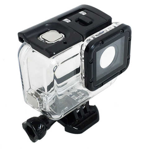 Camera Case | GoPro Hero 5 | Hero 6 | Hero 7 Housing | Clear