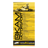 D4Kam Motorsport | Karting Edition | 4K Cam | Wi-Fi | 30M Waterproof | Action Camera