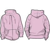 DK17 Printhouse | Custom Zip Hooded Sweatshirt | Colour Range