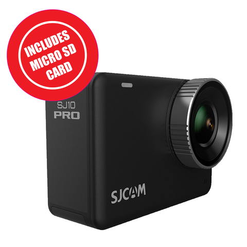 2021 SJCAM | SJ10 Pro Supersmooth | Black