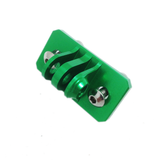 Camera Mount | CNC Aluminium Nassau Panel Mount | Green