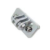 Camera Mount | CNC Aluminium Nassau Panel Mount | Silver