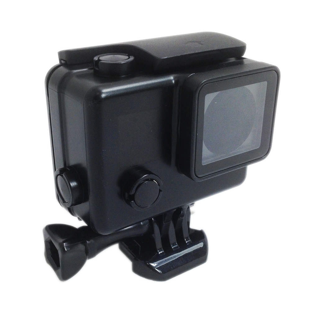 Camera Case | Hero 3 | Hero 3+ | Hero 4 | Housing | Black V2