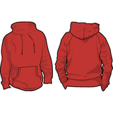 DK17 Printhouse | Custom Hooded Sweatshirt | Colour Range