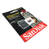 Memory Card | Micro SD Card | SanDisk 32GB Extreme Pro + Adaptor