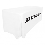 DK17 Printhouse | Custom Trestle Table Cover | White