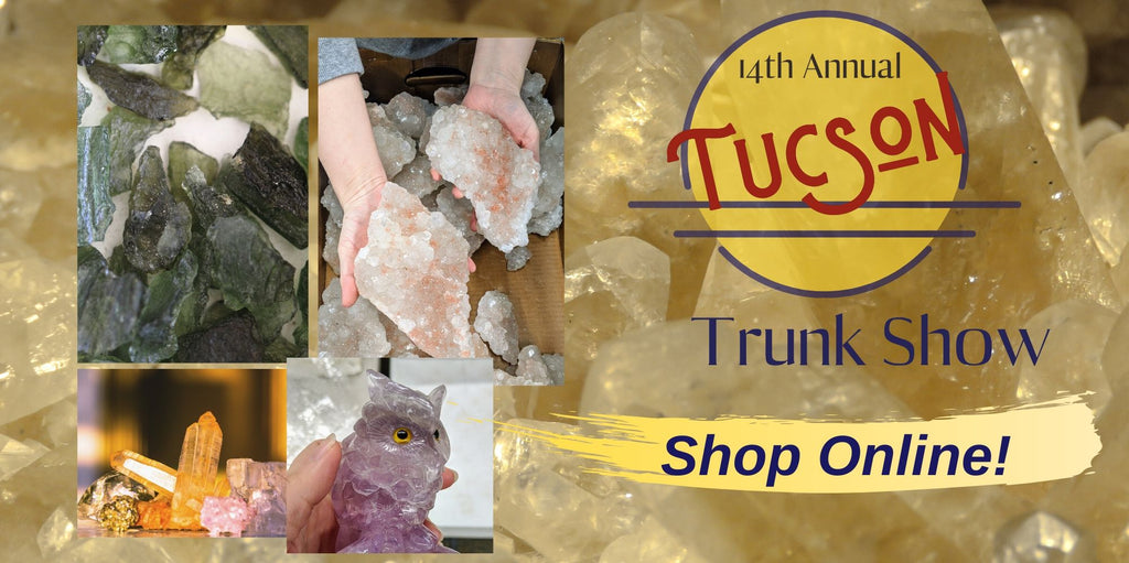 Nature's Treasures 14th Annual Tucson Trunk Show