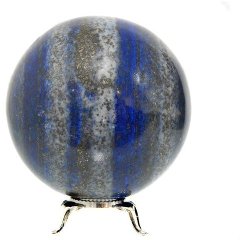 Lapis Lazuli Sphere Healing Crystals for Depression
