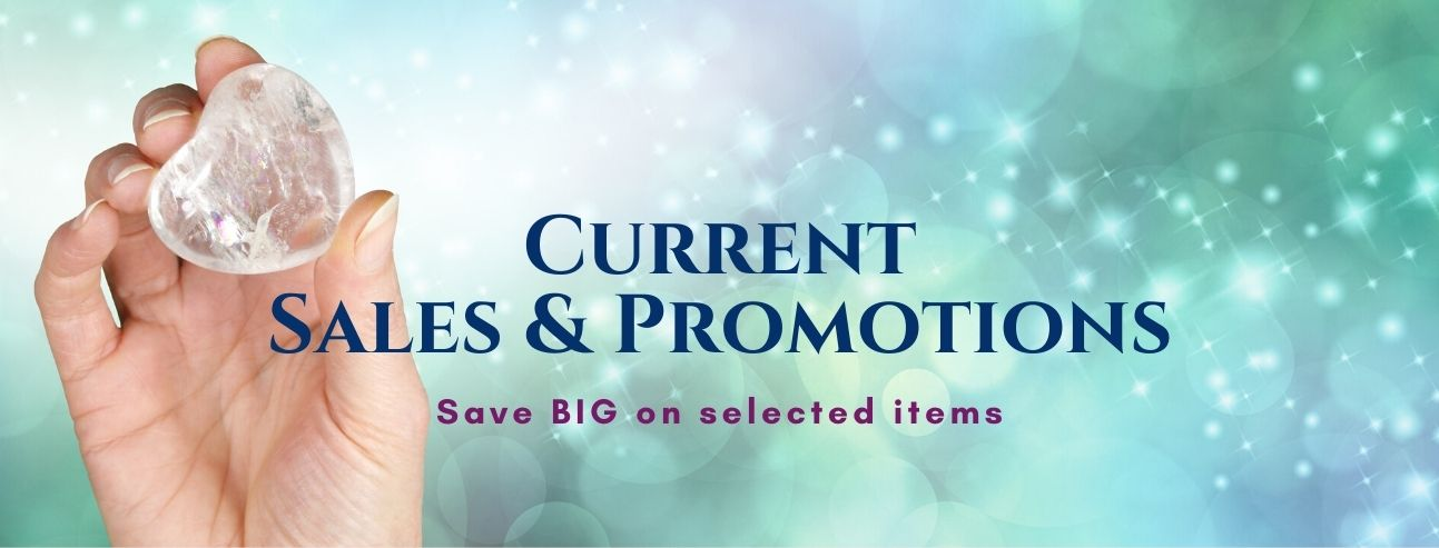 Nature's Treasures Current Sales & Promotions Page