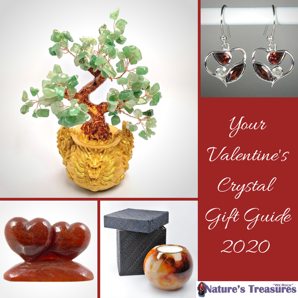 Valentine's Crystal Gift Guide