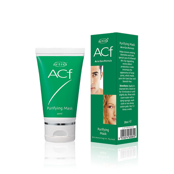 Activa ACF Purifying Mask 30ml - Kinohimitsu-Global - 1