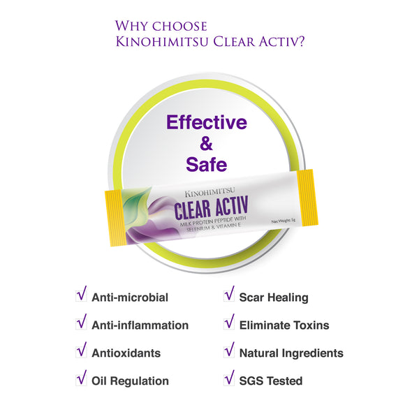 Clear Activ 30's - Kinohimitsu-Global - 5