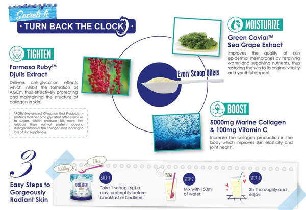 Marine Collagen 180g