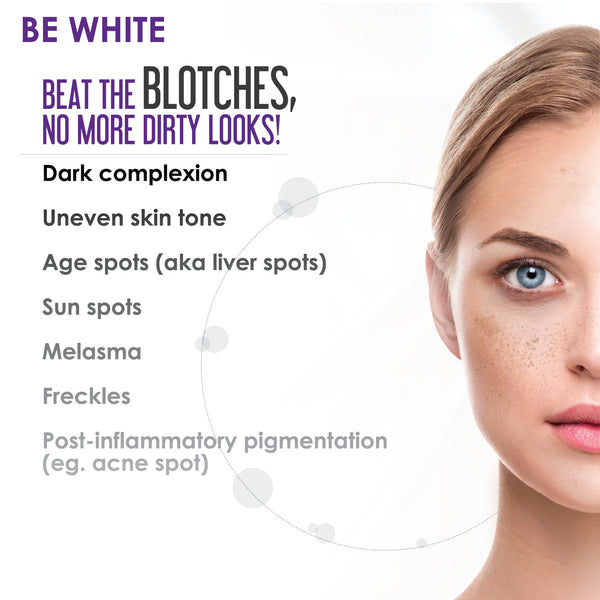 Be White 30s - Kinohimitsu-Global - 2
