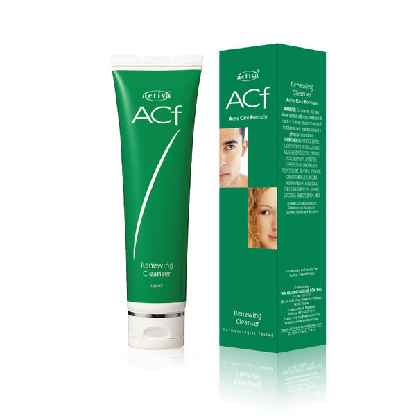 Activa ACF Renewing Cleanser 100ml - Kinohimitsu-Global - 1