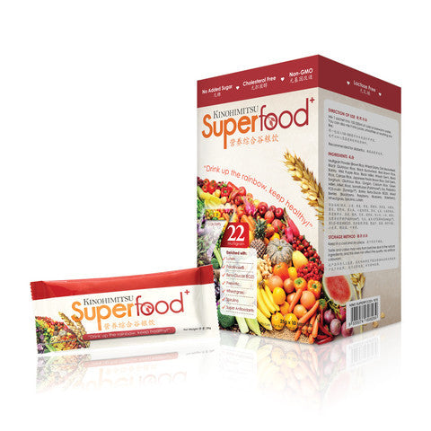 Superfood+ 10's - Kinohimitsu-Global - 1