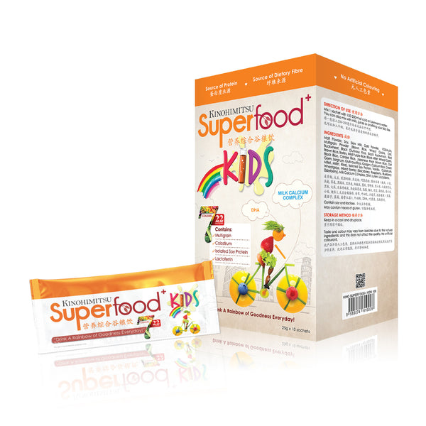 Superfood+ Kids 10's
