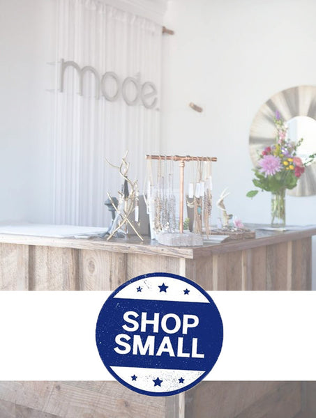 OKC Small Business Saturday | mode fashion boutique