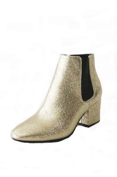mode, shine bright bootie
