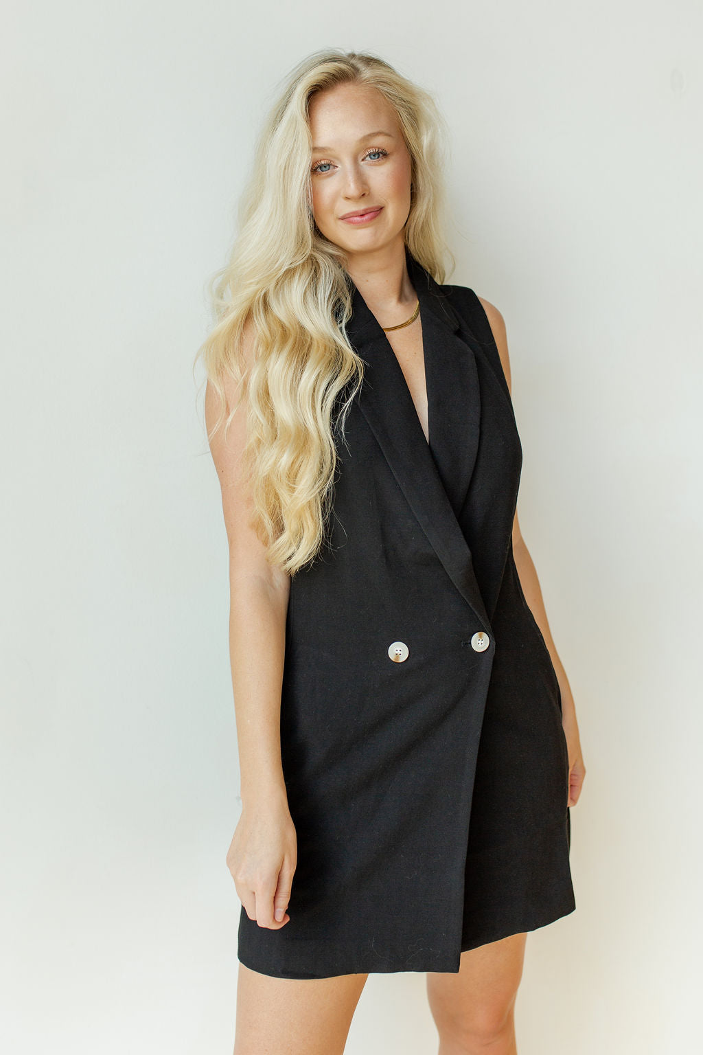 feelin' it blazer dress