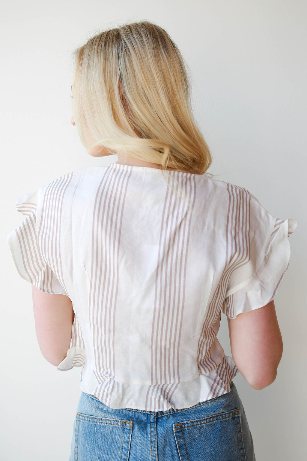 mode, asher blouse