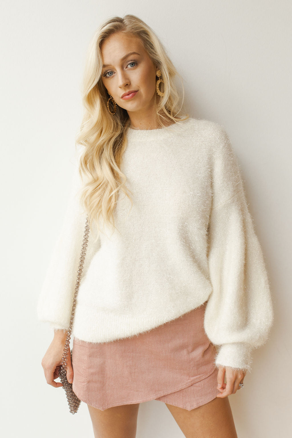 mode, dazzling winter sweater