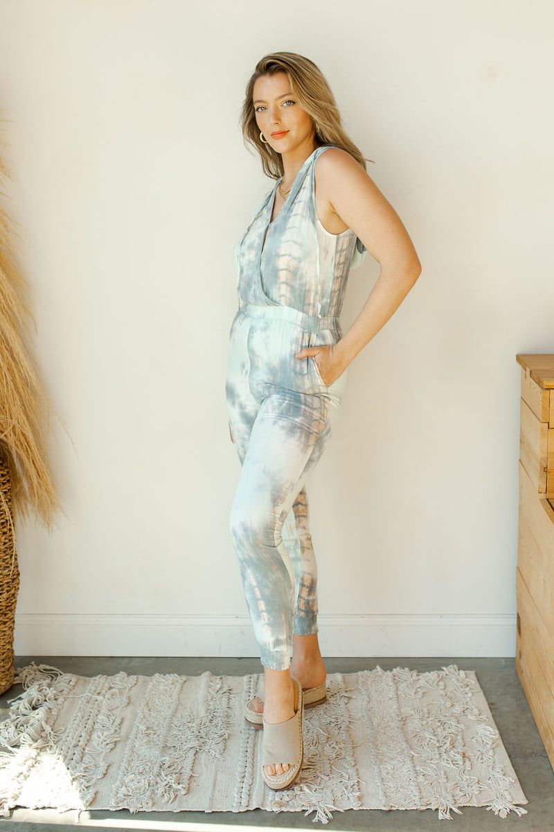 mode, refreshed tie dye romper