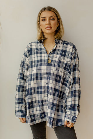 all tied up longsleeve top
